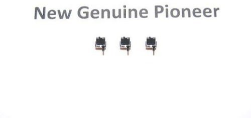 3x (Pieces) New Pioneer Home Push Switch DSG1016 For models DV-530 DV-535 DV-626D DV-636D DV-717 DV-737 DV-737-K DV-939A DVD-V7300D DV-K302CD DV-S838A by PIONEER_SERVICE_PARTS