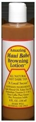 Maui Babe Browning Lotion 8 Ounces by Maui - Perth Maui