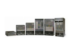 Cisco WS-C6509-E Catalyst 6509 modular expansion base from Cisco Systems
