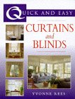 Curtains and Blinds, Yvonne Rees, 0706376307