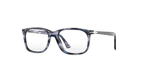 Persol OFFICINA PO 3213V GREY 55/18/145 unisex eyewear ()