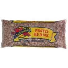 Jack Rabbit Pinto Beans, 2 lb. bag, 12 bags per case by Trinidad Benham