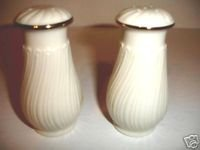 Lenox Housewarming Salt and Pepper Shakers