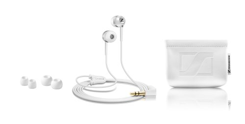 Sennheiser CX300-W Earbuds (White) (Discontinued by Manufacturer)