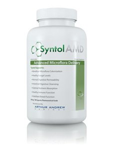 Yeast Cleanse 180 Capsules (Arthur Andrew Medical Syntol Capsules, 180 Count)