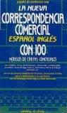 Nueva corresp.comercial español/ingles (Lengua Española E Idiomas) por de Expertos 2100 Equipo