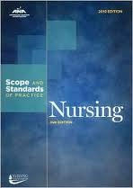 Nursing: Scope and Standards of Practice (Ana, Nursing Administration: Scope and Standards of Practice) 2nd (second) edition ebook