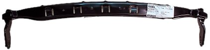 OE Replacement Honda Accord Front Bumper Cover Support (Partslink Number HO1041102)