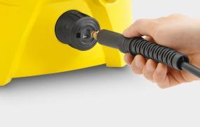 ケルヒャー 延長高圧ホース6M クイックカップリング専用 2641-709