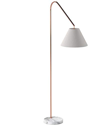 Adesso 5420-20 Willa Arc Lamp, Copper