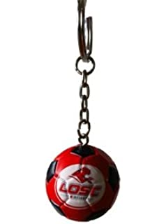 Portefeuille - Collection officielle - LOSC LILLE OLYMPIQUE METROPOLE - Football Ligue 1-12,5 x 12,5 cm LILLE OLYMPIQUE SPORTING CLUB