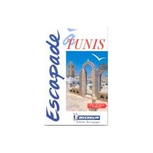 Michelin Escapade Tunis, (French) 1e