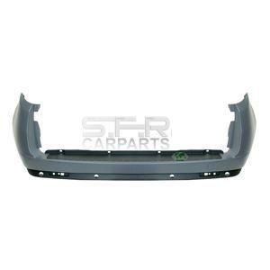 Fiat Doblo 02/15 de parachoques trasera parcialmente Imprimado Con PDC 2 puertas traseras: Amazon.es: Coche y moto