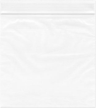 5'' x 5'', 2 Mil (Pack of 500) Zipper Reclosable Plastic Bags