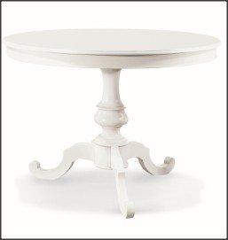 Lo Scrigno Arredamenti, Tavolo Rotondo Classico Diametro 100 cm W1468/L