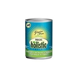 Precise Holistic Complete Grain Free Chicken with Vegetables Formula Canned Dog Food (13.2oz (12 in case))