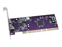 Sonnet Technologies Allegro 3PORT Firewire 400/800 Pci Card