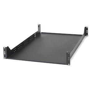 2 Way Shielded Monitors (Kendall Howard 2U 4-Point Adjustable Shelf)
