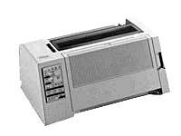 Lexmark Forms Printer 2390 plus - Printer - B/W - dot-matrix - A4 - 360 dpi x 360 dpi - 24 pin - up to 300 char/sec - Parallel, Serial - Sec Parallel Serial