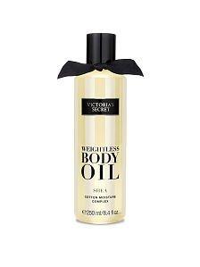 Victoria's Secret Weightless Body Oil Shea by Victoria's - Victoria Mall Stores