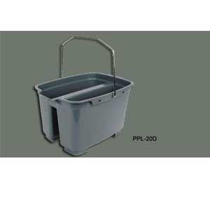 Winco Double Pail, 19.55-Quart, - Quart Double Pail