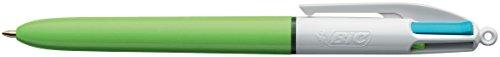 BIC 4-Farb-Druckkugelschreiber BIC® 4 Colours Fashion, 0,4 mm