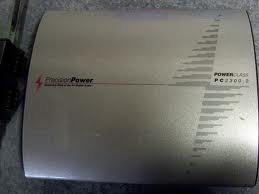 Precision Power PC2300.2 PPI Power Class Amp SQ