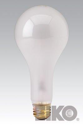 Eiko 00040 - BBA Photoflood Light Bulb 120V 250W Inside (Frosted Incandescent Eiko Light Bulb)