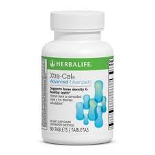 Herbalife NEW Xtra Cal Advanced 90 Tablets For Sale