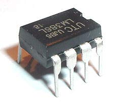 5 x LM386 LM386L Audio Power Amplifier IC