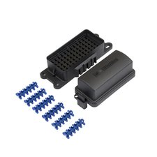 (Mini Sealed Hard Wired Module W/Base Cover Gasket & Tpas 1 Min)