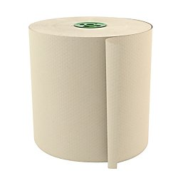 Cascades(R) Tandem(R) 1-Ply 7 1/2in. Roll Towels, 100% Recycled, Ivory, 775ft. Per Roll, Case Of 6 Rolls