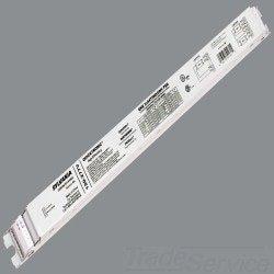 QuickTronic QHE-2x54T5HO/UNV PSN Fluorescent Lamp Ballast, UNV Voltage, ()