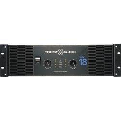Crest Audio CA 18 5000W Power Amplifier (Standard)