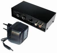 Phono - Mic - amplificatore + alimentatore di rete sonstige Hersteller