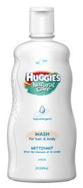 Huggies Natural Care Baby Wash - 15 oz
