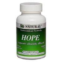 Immune 90 Caps - Hope - Immune System Boost - 90 vegi caps - 4 Bottles