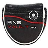 Ping Vault 2.0 Ketsch Mallet Putter Headcover W/Magnetic Closure
