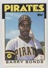 Barry Bonds (Baseball Card) 1986 Topps Traded - [Base] #11T