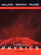 Fundamentals of Physics and Problem Supplement # 1 6TH EDITION pdf epub