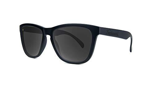 e0c7bfba2e Knockaround Classics Non-Polarized Sunglasses (Black on Black Smoke ...