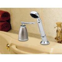 Danze D300854CSN Sonora (TM) Roman Tub Spray & Diverter Kit Chrome w/Satin Nickel Accents