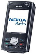 NEW NOKIA N80 BLACK GSM 3G 3 MP CAMERA SMART CELL PHONE by Nokia