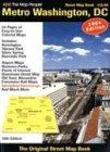 img - for Washington, D.C. Metro Atlas: Street Map Book (Metro Washington Dc Street Map Book) book / textbook / text book