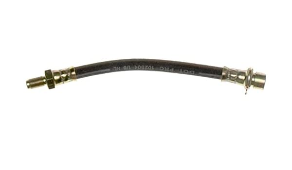 ACDelco 18J694 Professional Rear Hydraulic Brake Hose Assembly