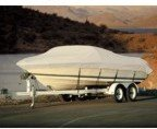 Boatguard Beam (Taylor Made Products 70211 Boat Guard Trailerable Boat Cover, 17-19-Feet X 96-Inch Beam Center Console)