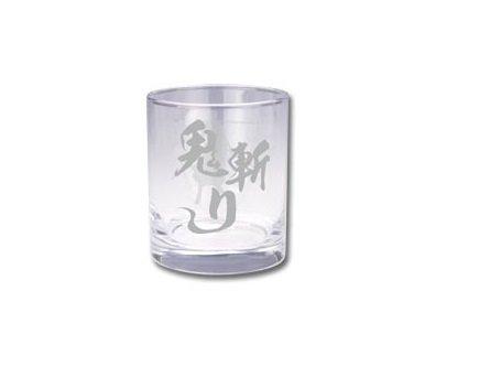 ▽【10】デザイングラス 鬼斬り【F賞】一番くじ ワンピース ヒストリーオブゾロの商品画像