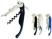 Pullparrot Double Lever Two-Step Waiter Corkscrew with Foil Cutter