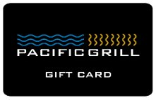 Pacific Grill Gift Card ($100)