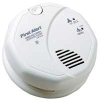 Talking Smoke And Carbon Monoxide Alarm
